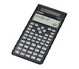 Calculadora canon...