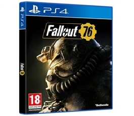 Juego ps4 -  fallout 76