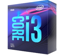 Micro. intel i3 9100f lga 1151