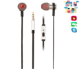 Auriculares metalicos ngs...